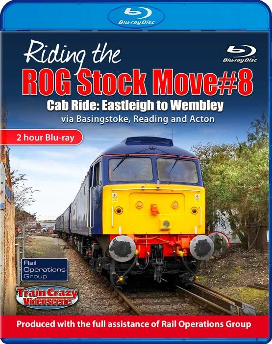 Riding the ROG Stock Move #8. Blu-ray