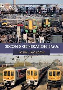 Second Generation EMUs Book