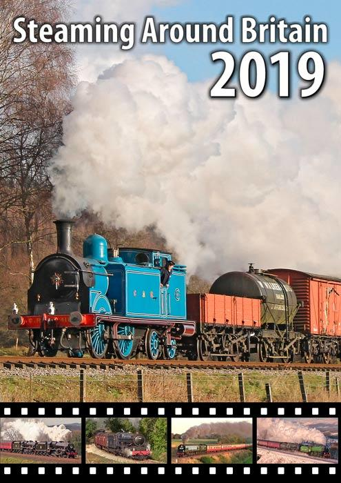 Steaming Around Britain 2019
