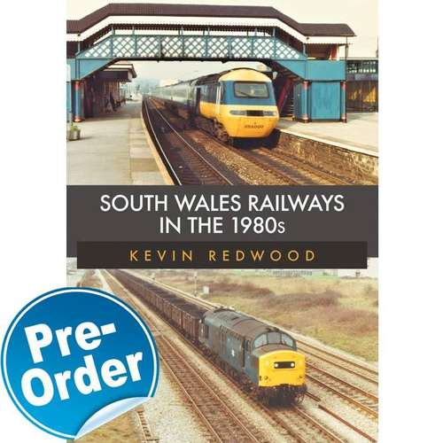 South Wales Railways in the 1980s Book