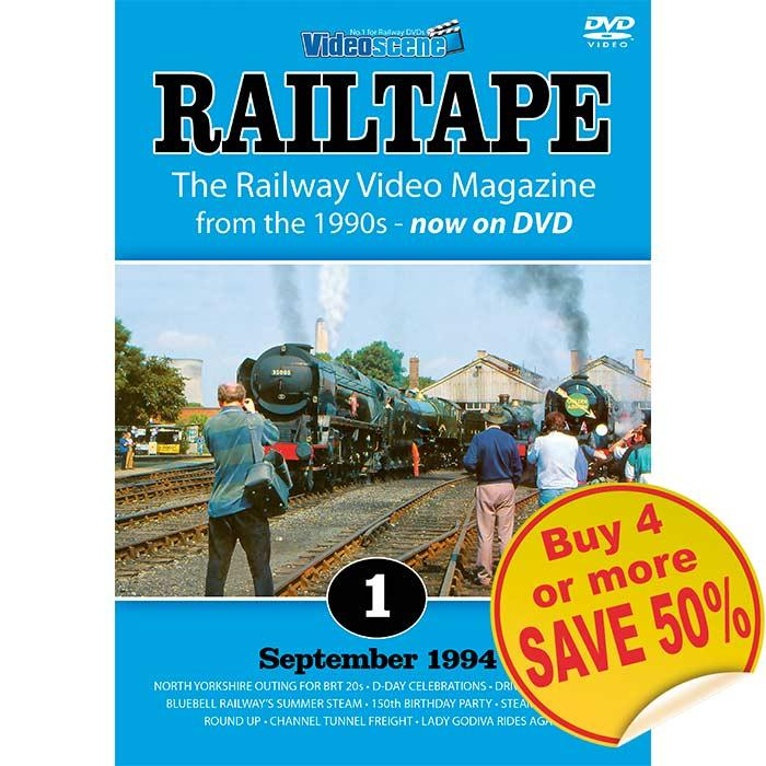RAILTAPE No. 1 - September 1994