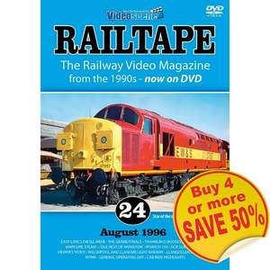 RAILTAPE No. 24 - August 1996