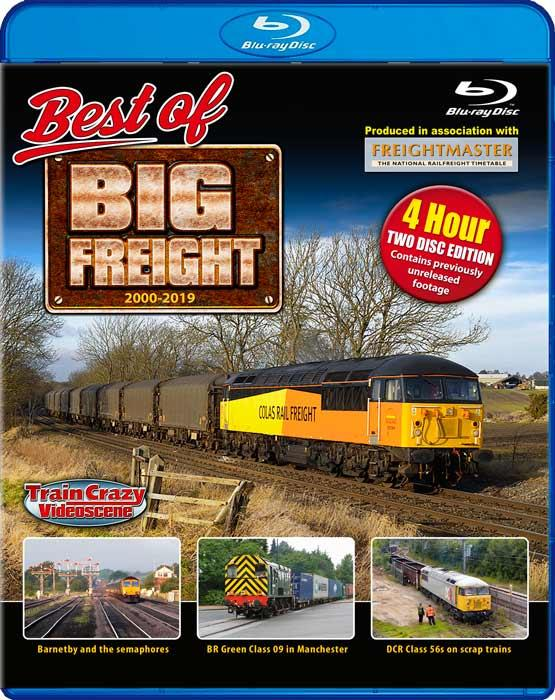 Best of Big Freight. Blu-ray