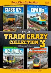 Train Crazy Collection No.3