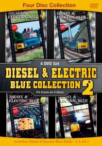 Diesel & Electric Blue Collection No.2
