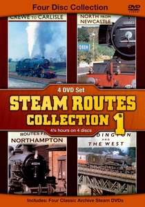 Steam Routes Collection No.1