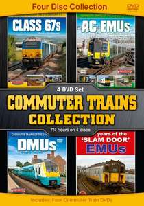 Commuter Trains Collection