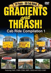 Gradients and Thrash! - Cab Ride Compilation 1