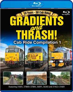Gradients and Thrash! - Cab Ride Compilation 1. Blu-ray