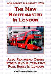 The New Routemaster In London
