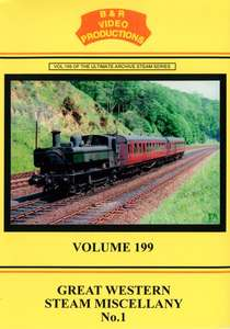 Great Western Steam Miscellany No.1 Volume 199