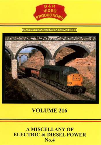 A Miscellany of Electric and Diesel Power No.4 - Volume 216