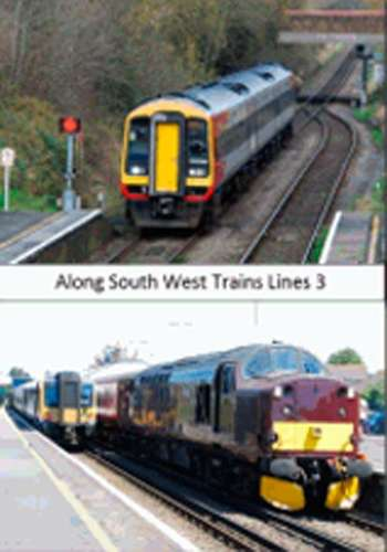 Along South West Trains Lines 3