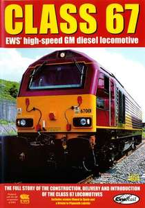Class 67 - EWS High-speed GM Diesel Locomotive