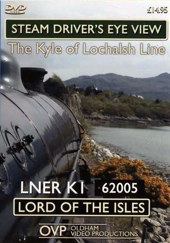 Steam Drivers Eye View - Kyle of Lochalsh Line