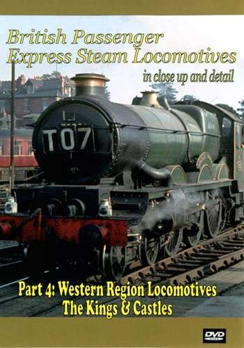British Passenger Express Steam Locomotives Part 4
