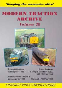 Modern Traction Archive - Volume 28