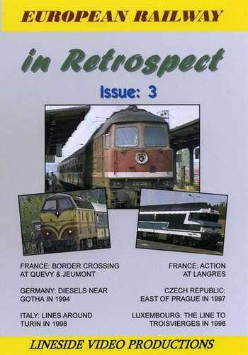 European Railway in Retrospect - Issue 3