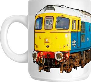 The Preserved Diesel Mug Collection - No.2