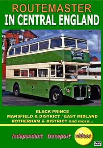 Routemaster in Central England