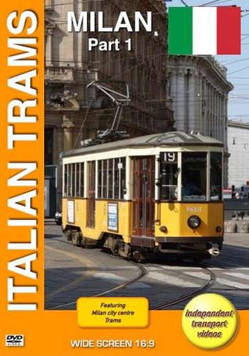 Italian Trams - Milan Part 1