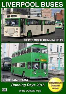 Liverpool Buses Running Days 2016
