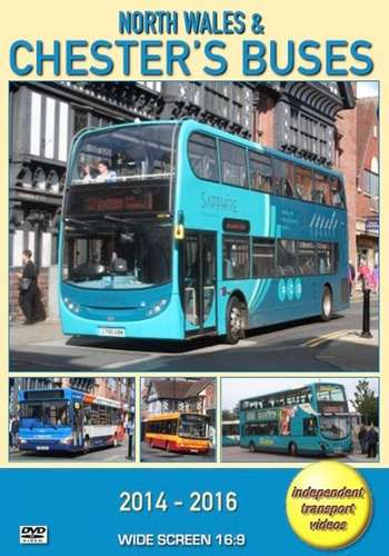 North Wales and Chesters Buses 2014 - 2016