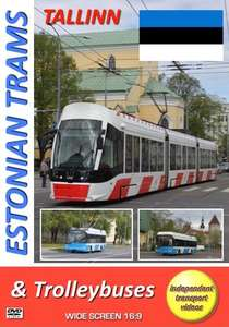 Estonian Trams and Trolleybuses – Tallinn