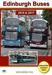 Edinburgh Buses 2016 and 2017