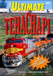 The Ultimate Tehachapi - 8 HOURS! 300 TRAINS!