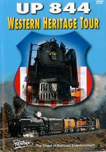 UP 844 Western Heritage Tour