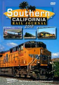 Southern California Rail Journal 2012