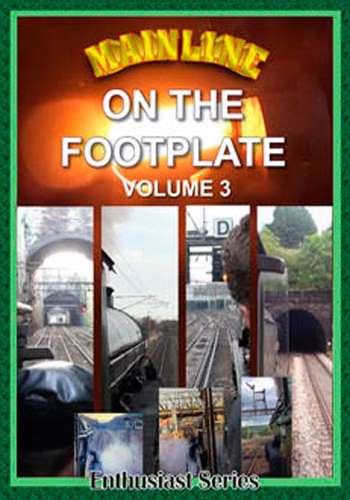Mainline - On the Footplate - Volume 3