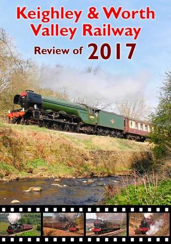 Keighley and Worth Valley Railway - Review of 2017