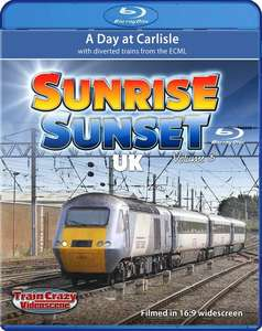 Sunrise Sunset UK Volume 3 - A Day at Carlisle - Blu-ray