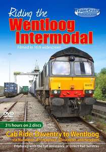 Riding the Wentloog Intermodal