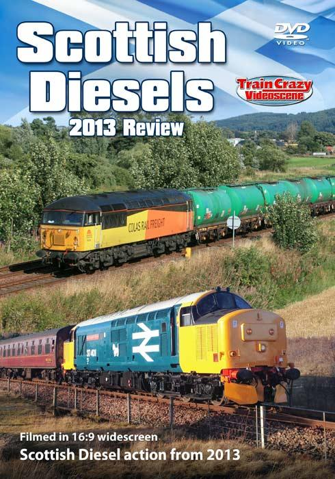 Scottish Diesels 2013 Review