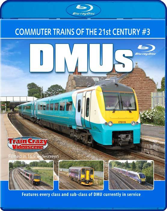 Commuter Trains of the 21st Century 3 - DMUs - Blu-ray