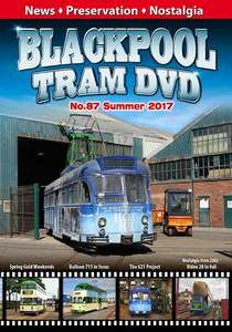 Blackpool Tram DVD No.87 - Summer 2017