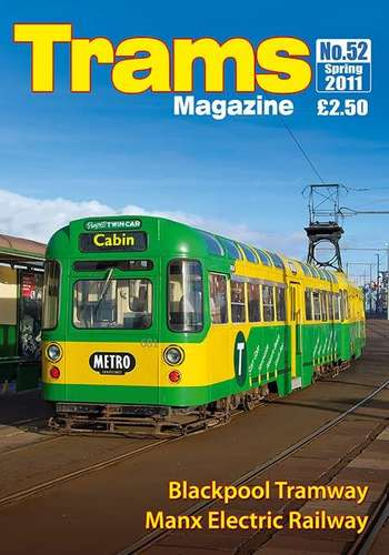 TRAMS Magazine 52 - Spring 2011
