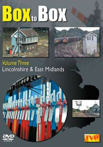 Box to Box Volume 3 - Lincolnshire and East Midlands