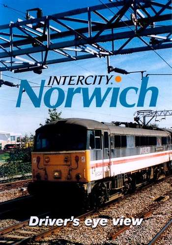 Intercity Norwich - Norwich to London Liverpool Street