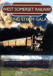 West Somerset Railway Spring Steam Gala 2013