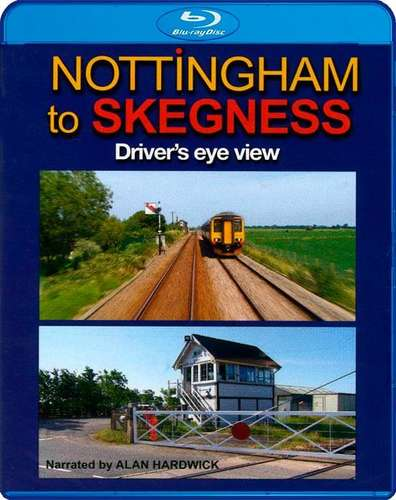 Nottingham to Skegness - Drivers Eye View - Blu-ray