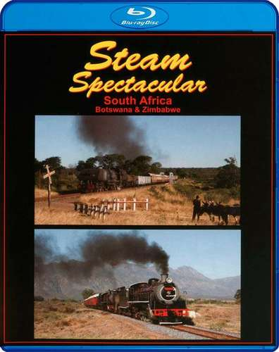 Steam Spectacular - South Africa, Botswana and Zimbabwe - Blu-ray