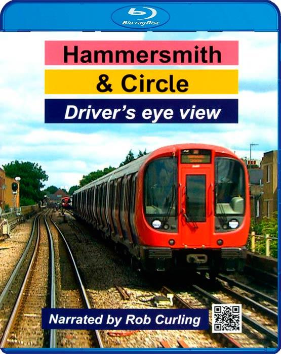 Hammersmith and Circle Drivers Eye View - Blu-ray