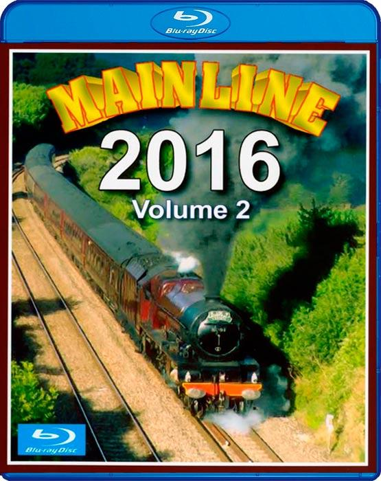 Mainline 2016 Volume 2 - Blu-ray