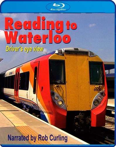 Reading to Waterloo - Driver's Eye View Blu-ray