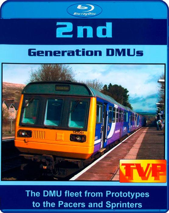 2nd Generation DMUs Blu-ray