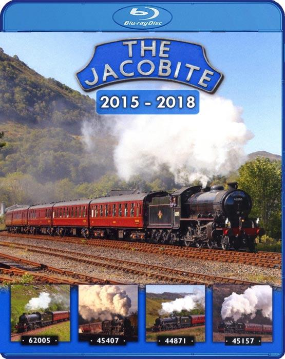 The Jacobite 2015 - 2018. Blu-ray